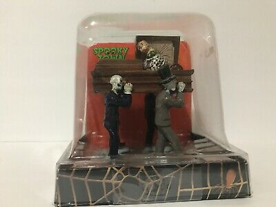 Lemax Spooky Town-Early To Bed Table Accesory  #03812