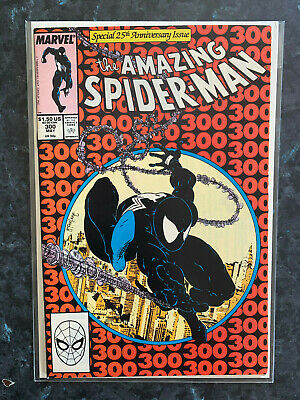 Amazing Spider Man 298-300