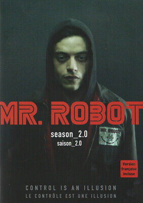Mr. Robot - Season 2 (Bilingual) (Dvd)