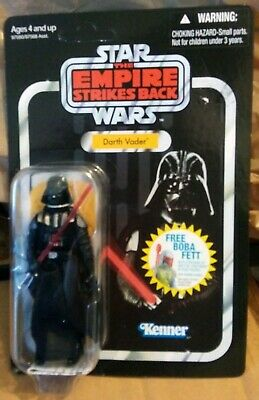 Star Wars Vintage Collection Vc08 Empire Strikes Back Darth Vader Figure New