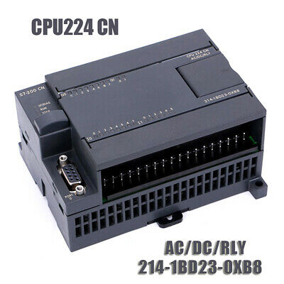 CPU224CN Controller Compatible Siemens S7-200 PLC 214-1BD23-0XB8 RELAY Type