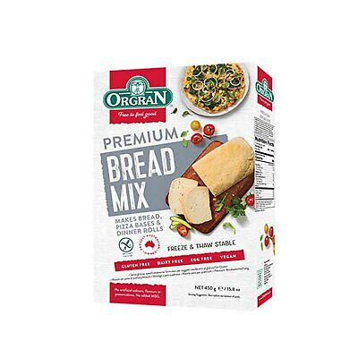 Orgran Premium Bread Mix (450g)