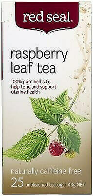 RED SEAL Raspberry Teabags x 20