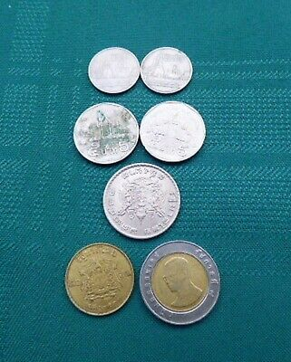Thailand Coins - Mixed
