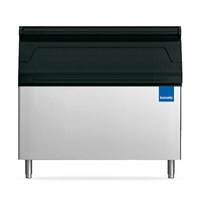 Icematic Stainless Steel Ice Storage Bin