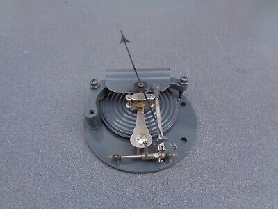 Large Aneroid Barometer Movement 102 Mm Dia + Pointer Parts Spares