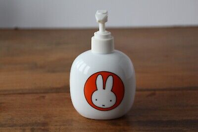 Dick Bruna Miffy Bunny Character Cermaic Soap Dispenser
