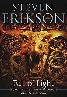 Fall of Light: Book Two of the Kharkanas Trilogy, Paperback,  by Steven Erikson