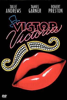 Victor/Victoria (DVD, 2002, Widescreen) Great Condition - Free Shipping