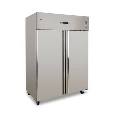 AG 1200L Freezer Stainless Steel AG Equipment|
