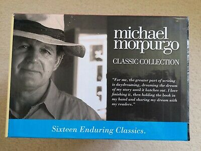 Michael Morpurgo Classic Collection (16 book set)