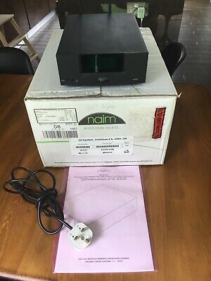 Naim UnitiQute 2 Streamer Bluetooth Model Boxed