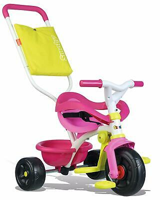 Smoby Be Fun Pink Confort Tricycle