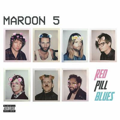 Red Pill Blues [Audio CD] Maroon 5