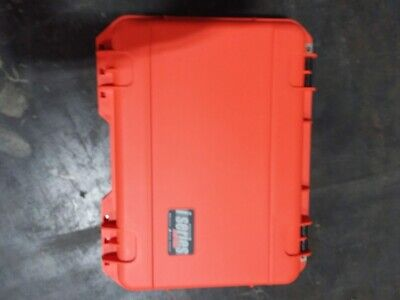 Skb Case 18X13X7; Red; Empty; Fed-Std-595 Color Fs12199