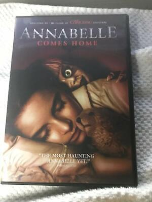 Annabelle Comes Home Dvd (2019)*****Free Shipping***