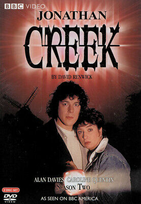 Jonathan Creek - Season Two (Dvd)