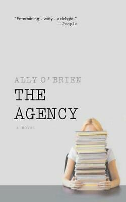 The Agency, Paperback, by Ally O'Brien