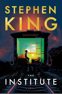 The Institute: A Novel by Stephen King 2019 [P-D-F] 🔥FAST DELIVERY🔥