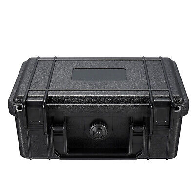 Waterproof Hard Carry Tool Case Bag Storage Box with Sponge for equipment V2S0