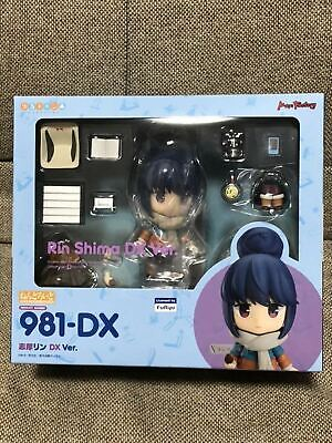 Nendoroid Yurucan △ Shima Rin DX Ver Non Scale ABS /& PVC Made Painted Movable