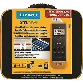 NEW Dymo 1889482 XTL 300 Kit DYMO ~ Dymo Label Makers