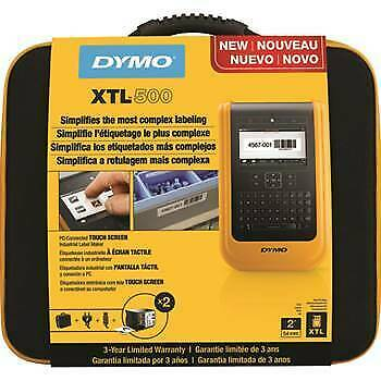 NEW Dymo 1889483 XTL 500 Kit DYMO ~ Dymo Label Makers