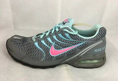NIKE AIR TAILWIND Running Shoes Size 8.5, Women's Gray