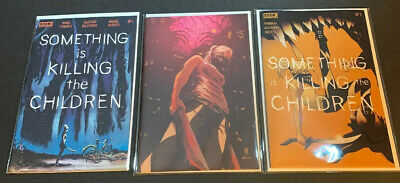 Something Is Killing The Children # 1 * Awesome Variant Set ! * 9.6-9.8 !