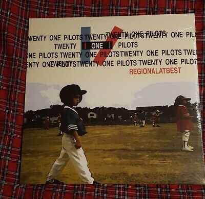 Regional At Best 2xLP by Twenty One Pilots vinyl sealed brand new unopened