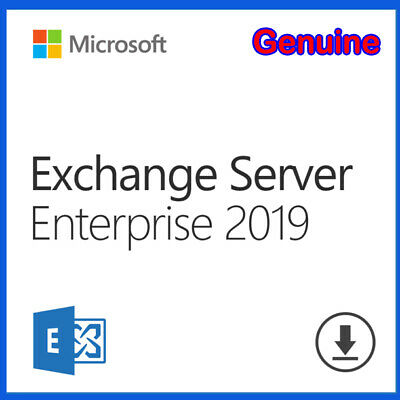 Microsoft Exchange Server 2019 Enterprise Official Key | Instant Delivery