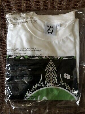 Joblot Brand New Men's T-Shirts, 100% Cotton, White, DTG Printed, Vegan, UK
