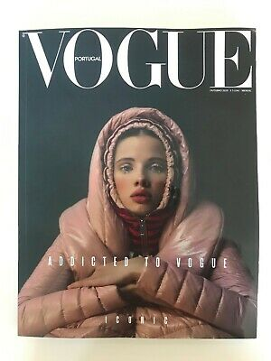 Vogue Portugal October 2019 Iconic Cover