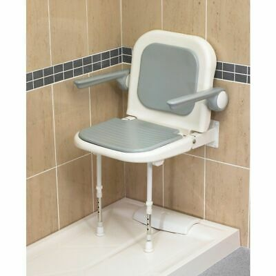 Akw 04230P Standard 4000 Series Shower Seat With Legs.