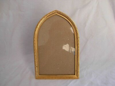 ANTIQUE FRENCH GILT BRONZE PHOTO FRAME,LATE 19th.
