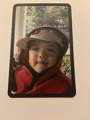 Seungmin I Am Not Baby Photocard Stray Kids Official