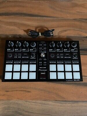 Pioneer DDJ-SP1 Official Serato Midi SubController•CUES•SAMPLES•LOOPS•SAMPLER•FX
