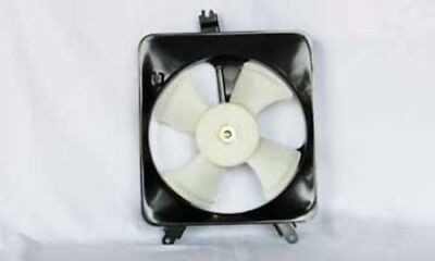 Engine Cooling Fan Blade-Pulley TYC 610050