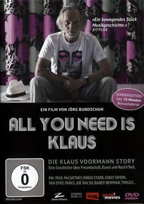 All you need is Klaus - Sonderedition (2012), Neu OVP, DVD, 2011