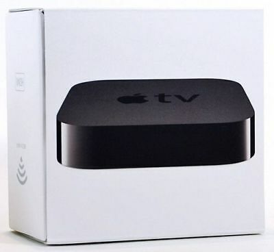 Apple TV 3rd Generation MD199B/A MINT (BOXED+REMOTE+HDMI+POWER CABLE)