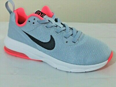 Nike Air Max Motion Girls Shoes Trainers Uk Size 11 - 1.5      917656 400