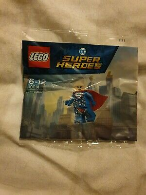 sh519 NEW LEGO LEX LUTHOR FROM SET 30614 SUPER HEROES