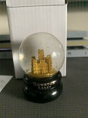 "Downton Abbey Limited Edition Snow Globe ""Fan Event Screening"""