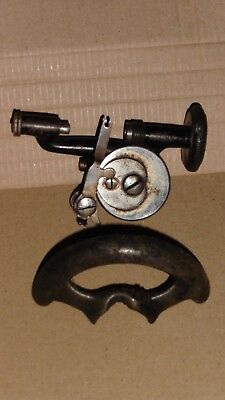 Singer 28K Low Mounted Bobbin Winder And Drive Belt Guard Combo