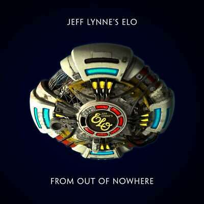 Jeff Lynne'S Elo - From Out Of Nowhere (Deluxe Cd) (CD)