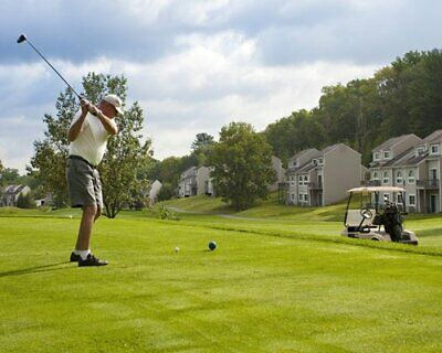 ~POCONO MOUNTAIN VILLAS, TWO WEEKS in 2 BEDROOM LOCK-OFF'S, TIMESHARE FOR SALE~