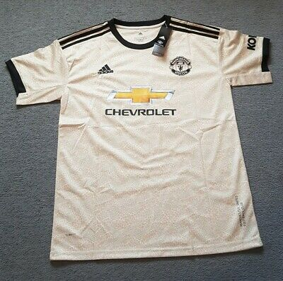 Manchester united away shirt 2019/2020 Size L *MAGUIRE 5*