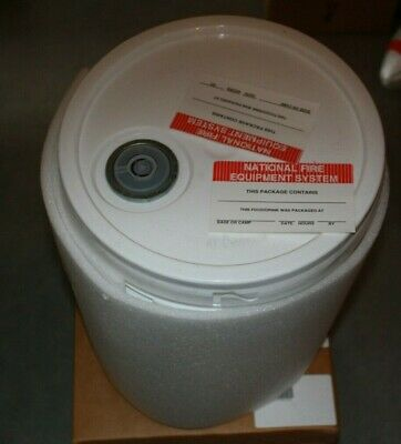 US FOREST SERVICE FIREFIGHTER   5 GALLON Hot Food Drink Kit  NFES 0073