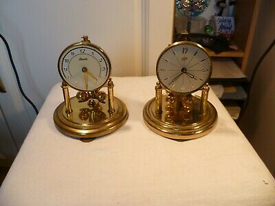 2 Anniversary clocks offered as spares or repairs