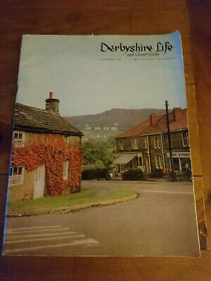 Derbyshire Life And Countryside September 1968